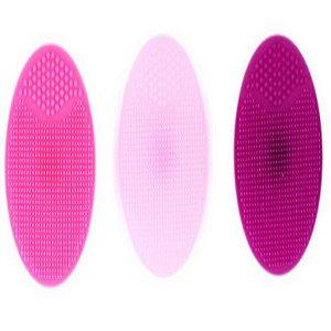 Esponja de Silicone para Limpeza de Pincéis Macrilan
