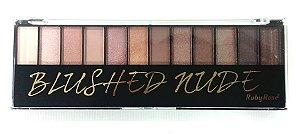 Paleta de Sombra com Primer Blushed Nude Ruby Rose
