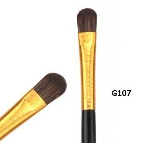 Pincel para Sombra Linha Gold G107 Macrilan