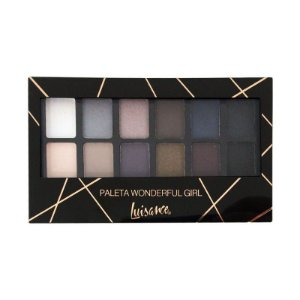 Paleta de Sombras Wonderful Girl Cor B Luisance