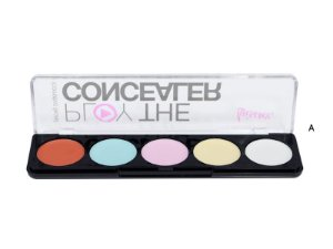 Paleta Corretivo Facial Play the Concealer Luisance