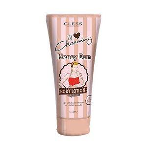 Loção Corporal Hidratante Eu <3 Charming Honey Bun 200ml Clesss