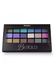 Paleta de Sombras Be Bold Ruby Rose