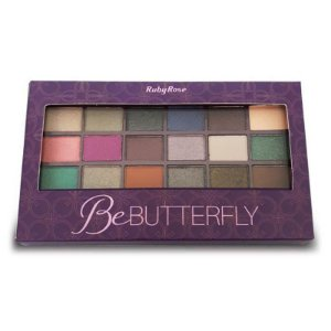 Paleta de Sombras Be Butterfly Ruby Rose