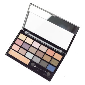 Paleta de Sombras Be Gorgeous Ruby Rose