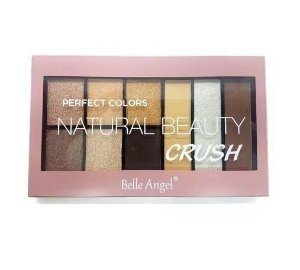 Paleta de Sombra Natural Beauty Crush Belle Angel
