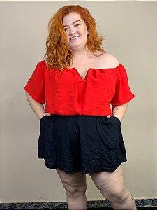 Blusa Yasmin Vermelha