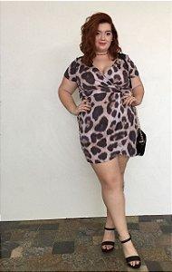 Vestido Transpassado Luciane