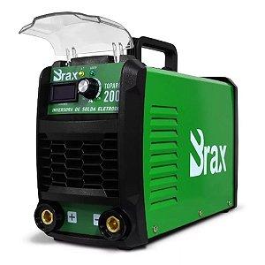 Máquina Inversora De Solda Arc 200a - Brax - Bivolt
