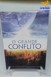 """""""Livro+"""" - O Grande Conflito (Capa Especial)"""