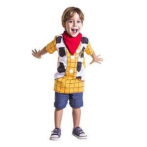 Camiseta Infantil Xerife