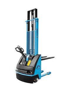 Empilhadeira Elétrica Tracionária - Modelo PX1216 - Capacidade de carga: 1200 kg - Elevação maxima: 1600 mm - Elétrica
