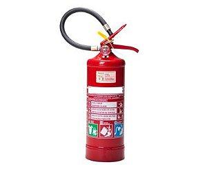 Extintor de incêndio (pó ABC) PR
