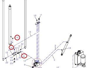 ADAPTADOR CUMA 18L X 1/ 2BSP Paletrans - Cód. 0432339