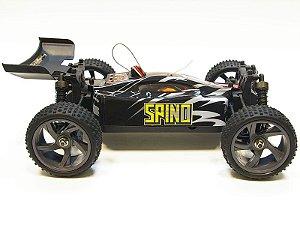 Automodelo Himoto SPINO 1/18 + Duas Baterias Extra