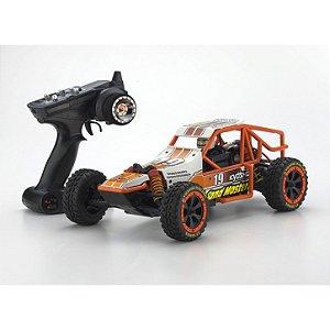 Automodelo Elétrico Sand Master Kyosho c/ bateria e carregador