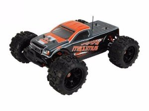 Automodelo Maximus Monster Truck Elétrico 1/8 4X4