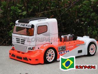 Bolha Caminhão Fórmula Truck 1/10