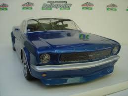 Bolha Mustang 67 Para Automodelos On-Road