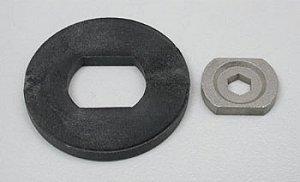Disco de Freio Traxxas com Adaptador de eixo 4185
