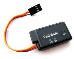Fail safe para automodelos