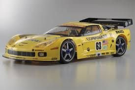 Kyosho Inferno VE GT2 Corvette
