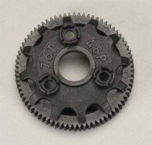Spur Gear 76 Dentes (48-pitch) 4676