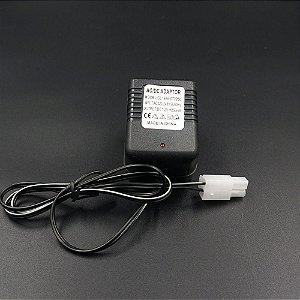 Carregador para Baterias de NiMh 7,2V 110v