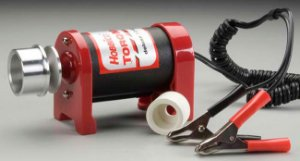 Starter elétrico Torqmaster 90 DeLuxe 12V para motores até 90