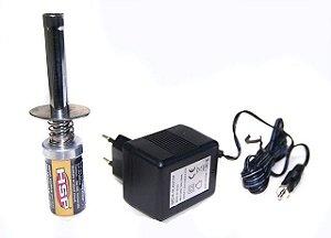Aquecedor de Velas HSP c/ Carregador 110-220V