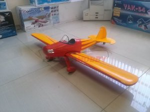 Aeromodelo Elétrico Space Walker