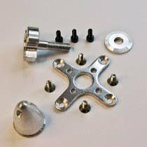 Kit Spinner/Montante para motor NTM28