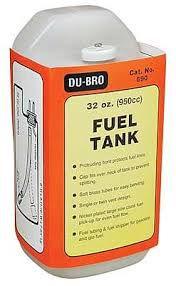 Tanque de Combustível Quadrado 32 OZ Du-Bro DUB690
