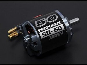 Motor PropDive 50-60 380Kv