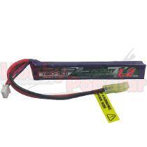 Bateria de Li-Po 7.4V 1.200mah Para Airsoft - Turnigy
