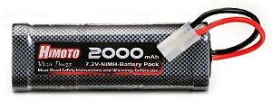 Bateria 7,2V 2000mAh Ni-Mh Himoto