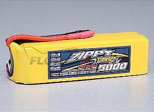 Bateria Zippy de lipo 5000 Mah 6 Cell Compact