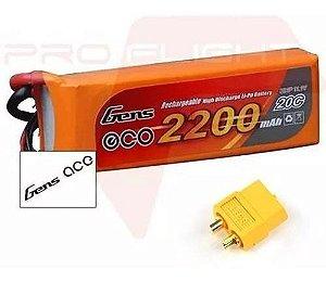 Bateria de Li-Po 2200mah 11.1v 20C Gens Eco