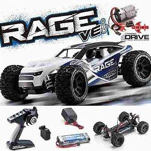 Automodelo Kyosho Rage VE RTR