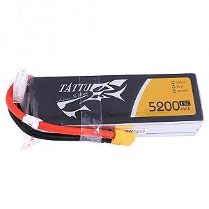 Bateria de Li-Po 5200mah 11.1v 15-30C Gens Tattu
