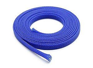 Wire Mesh Guard 10mm Azul - 1 Metro