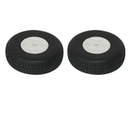 Par de rodas leves (2) - 65mm