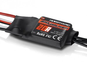 ESC HobbyWing 20A Brushless