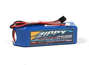 Bateria Li-Po 2500mah 3S 11.1v 3C para TX - Zippy