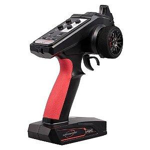 Rádio Controle para Automodelo Austar 2.4 4ch