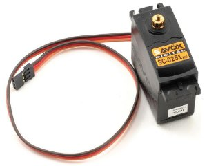 Servo DIGITAL SAVOX - SG-0251MG (6VOLTS, 16KG, 0.18S)