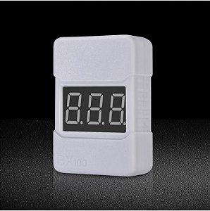 Medidor de Tensão e Alarme para Baterias Life e Lipo