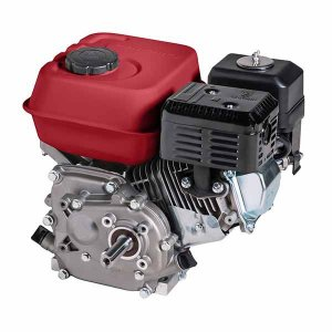 Motor A Gasolina Branco B4T-6.5R 196cc Horizontal Partida Manual