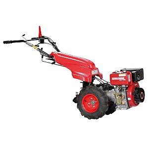Micro Trator A Diesel 7 Hp 3.5 Litros Mfd 743 Kawashima