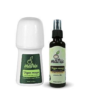 Kit Desodorante Natural